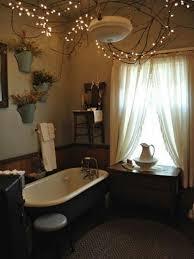 fairy lights bathroom google search stuff pinterest light