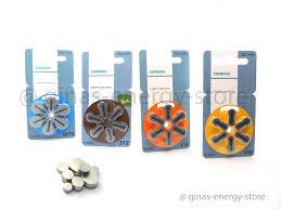 Unterschiedliche Esszimmerst Le 60 Varta Ecopack Hörgerätbatterien Hörgerätebatterien Hörgerät Typ