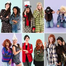 plaid shirt halloween costumes 6 diy halloween costumes inspired by your favorite u002790s bffs
