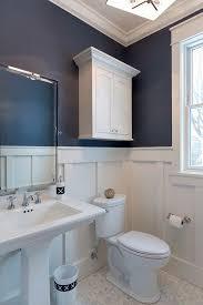 Bathroom Wainscotting Wainscoting Bathroom Simple Home Design Ideas Academiaeb Com
