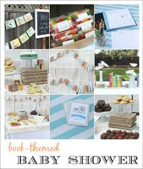 book baby shower and free printables