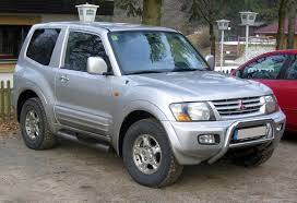 mitsubishi pajero history photos on better parts ltd