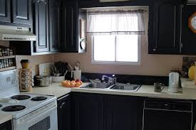 cabinets for small kitchens create your own small kitchen with black cabinets zach hooper photo