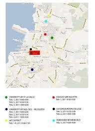 La Salle Campus Map Bacollywood 6th Visayan Film Festival University Of St La Salle