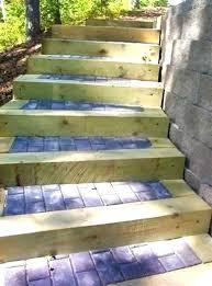 wood steps u2013 us1 me