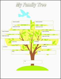 family tree chart template powerpoint auvix elegant best s of