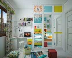 super colorful bedroom ideas for kids and teens children room