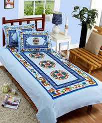 tibetan bedsheet bed sheet ftci delhi tibete federation of