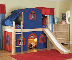 Bunk Bed With Tent At The Bottom 15 Best Aucourant Low Loft Bed Images On Pinterest Nursery
