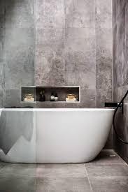 concrete effect bathroom tiles norse white design blog concrete