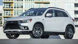 mitsubishi triton 2018 mitsubishi asx gets yet another facelift debuts in ny