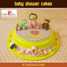 baby shower cakes online cakes send cakes to india send cakes