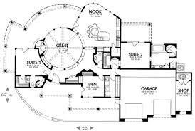 adobe southwestern style house plan 2 beds 2 50 baths 2575 sq