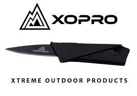 amazon com xopro credit card pocket folding knife pack of 1