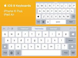 iphone keyboard apk ios 9 keyboards for iphone 6 plus sketch freebie free