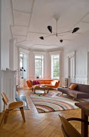 Interior Design Ideas Room For Twins In A Brownstone Duplex - Brownstone interior design ideas