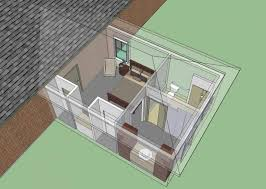 Inlaw Suite Plans Apartment Plans Small House Plans With Mother In Law Suite