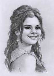 selena gomez caricatura by tutosmeli13 on deviantart