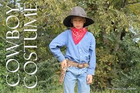 Halloween Costume Cowboy Cowboy Halloween Costume Thrift Store Country Chic
