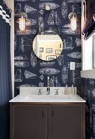 wallpaper designs for bathroom 97 stylish truly masculine bathroom décor ideas digsdigs