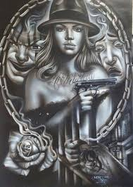 1325 best chicano images on pinterest skulls art designs and