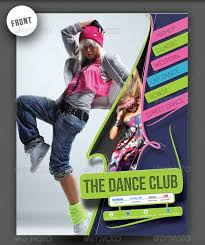 dance poster template u2013 33 free psd indesign format download