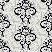 chesapeake vanessa black henna brocade wallpaper chr11642 the