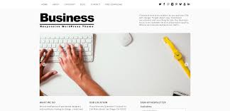 Best Free Email Provider For Small Business by 47 Of The Best Free Wordpress Themes For Business In 2016
