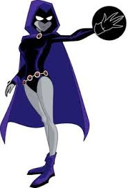 Raven Teen Titans Halloween Costume Raven Teen Titans Cosplay Wanna Teen