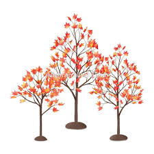 lighted maple tree decoration lighting decor