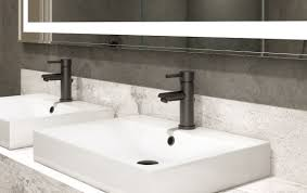 Matte Black Bathroom Faucet Matte Black Finish Symmons Industries Inc