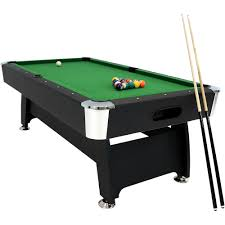 cheap 7 foot pool tables sunnydaze 7 foot pool table with ball return game tables