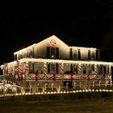 outside christmas light displays luminaries spectacular lighting display image of spectacular