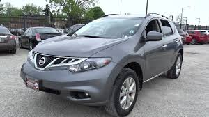 nissan murano drop top used one owner 2013 nissan murano sv chicago il western ave nissan