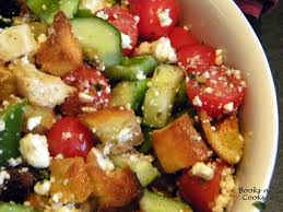 Ina Garten Panzanella Salad Books And Cooks