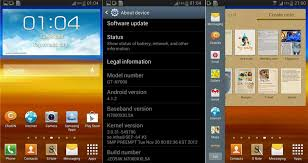 android jelly bean try out android 4 1 2 jelly bean official test firmware on samsung
