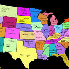 northeast united states map with states and capitals northeast map with states and capitals map of usa
