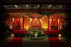 wedding dynamic wedding stage decorations 3