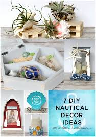 nautical and decor diy nautical decor ideas