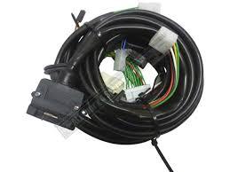milford towbar wiring harness mitsubishi triton mn ute cabchassis