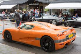 first koenigsegg ever made there are very few things cooler than a massive koenigsegg