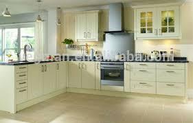 european style fiber kitchen cabinet vinyl wrapped kitchen cabinet
