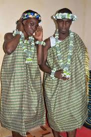 mariage traditionnel file mariage traditionnel chez les akans en côte d ivoire jpeg