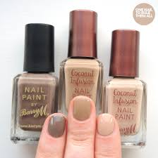 one nail to rule them all barry m coconut infusion full