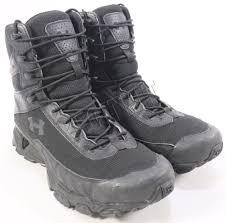 under armour ua valsetz men u0027s 8 tactical boots 10 5r regular black