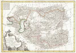 Russia And Central Asia Map by File 1771 Bonne Map Of Central Asia Geographicus Tartarie