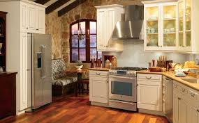 kitchen appliances with hickory cabinets idolza
