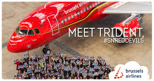 meet trident brussels airlines
