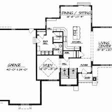one level open floor plans one story house plans with open floor plans design basics single