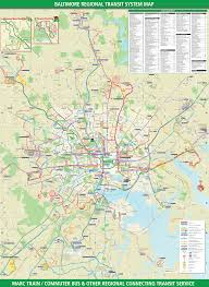 Baltimore Subway Map by Baltimore Subway Map Metro U2022 Mapsof Net